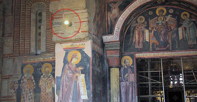 Нови изглед унутрашњости цркве