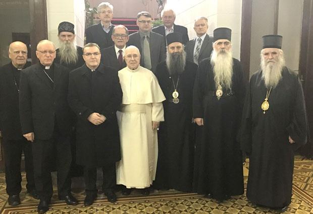 Четврто заседање Мешовите комисије у Новом Саду