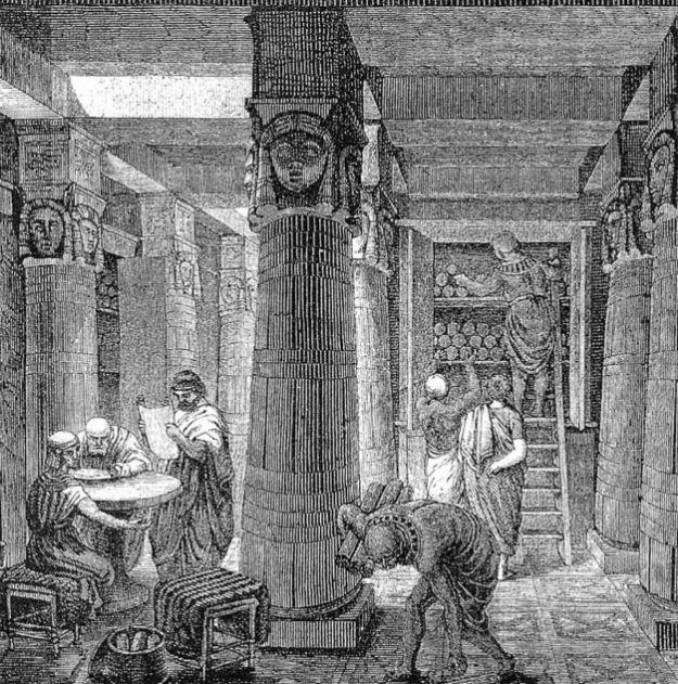 александријска библиотека