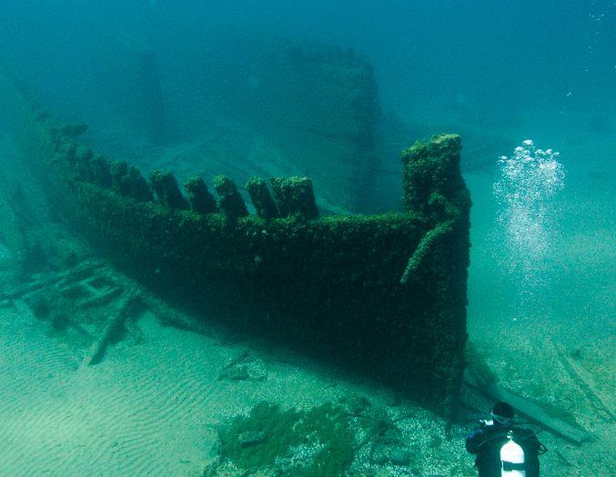 гробље бродова