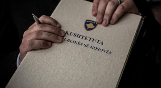 ustav kosova