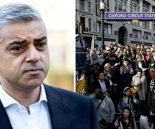 Муслимански градоначелник Лондона Садик Кан