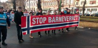 норвешка киднапује децу