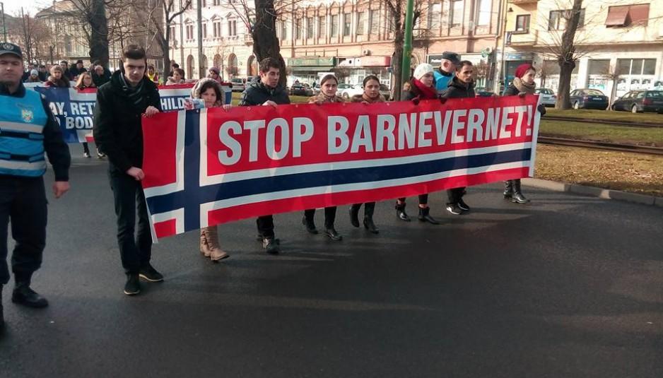 одузимање деце у норвешкој