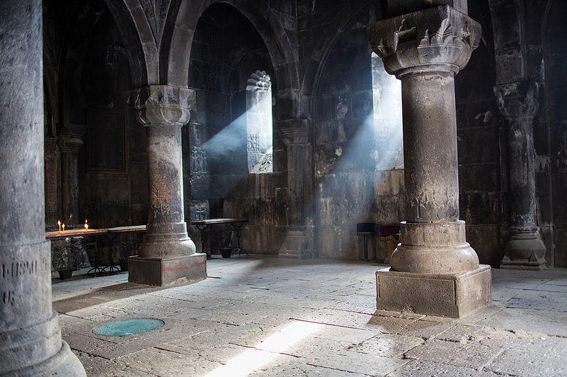 манастир гегард