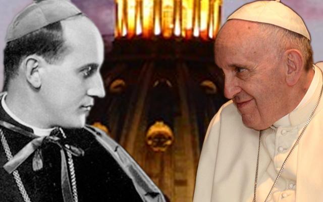 Степинац и Папа