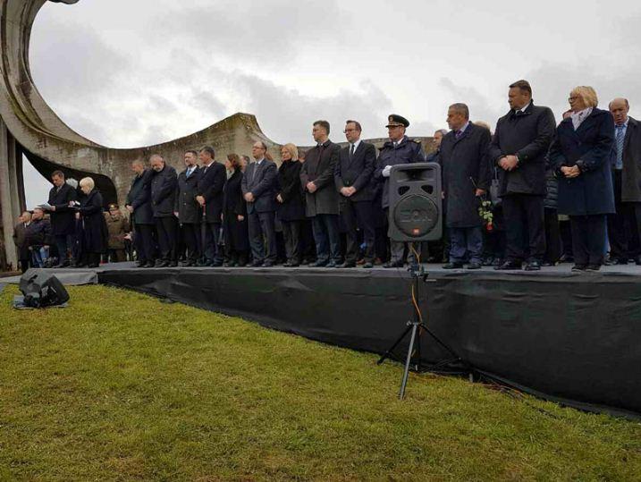 хрватска делегација