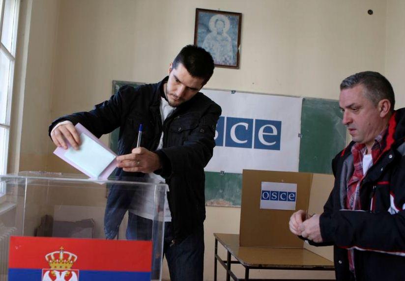Избори на Косову