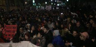 протест против диктатуре 4