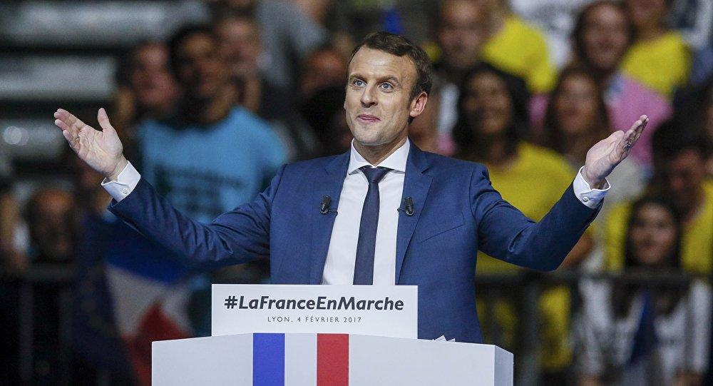 председник француске
