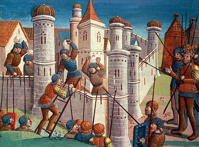 пад Константинопоља