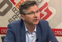 поводом прогона др Милоша Ковића