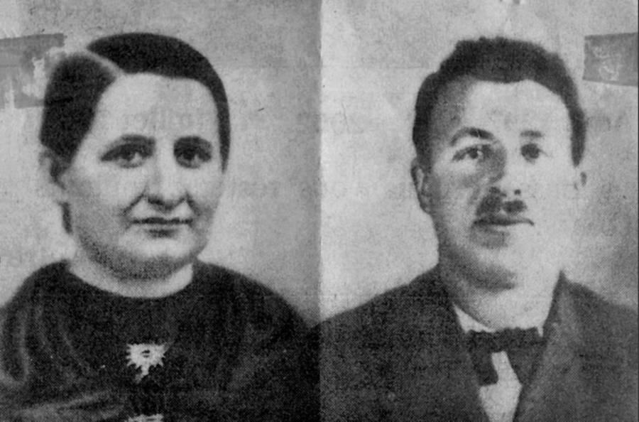 брачни пар нестао 1942.