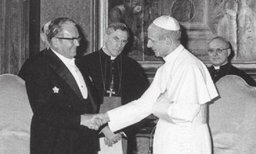 тито и папа