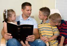 како детету усадити љубав према богу