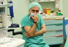 уплакани доктор