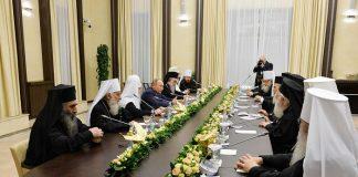 председник русије и црква