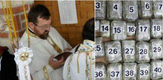 свештеник хапшење