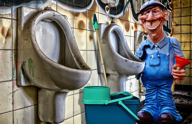 обнова тоалета