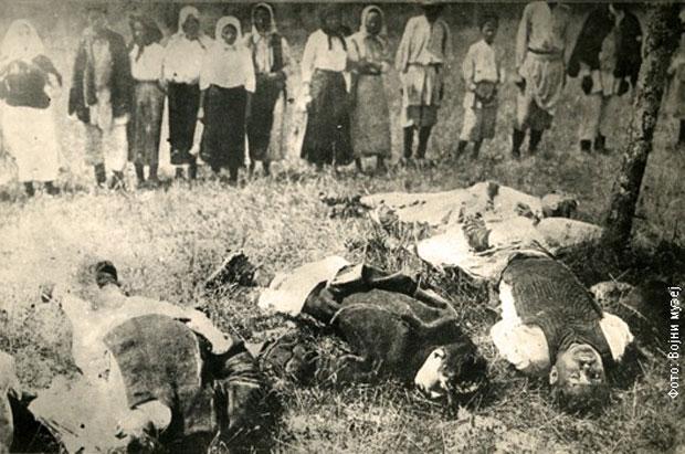 хрватски злочини