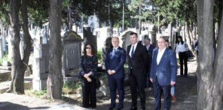 проширење јеврејског гробља