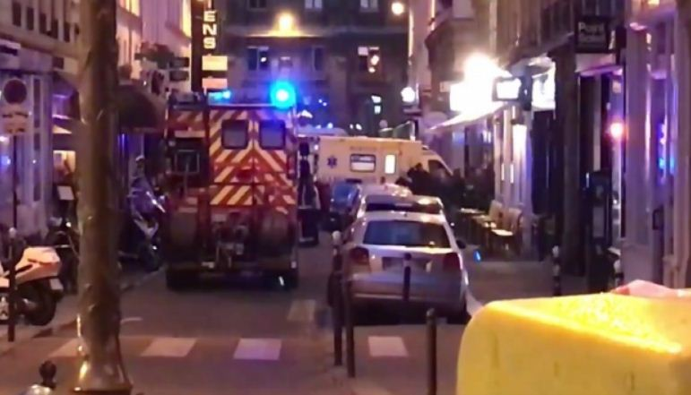 терористички напад