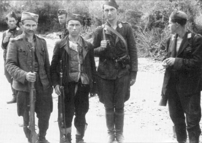 југословенски партизани