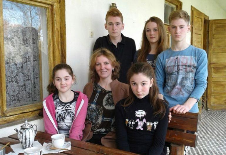 руска породица