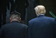 ким и трамп