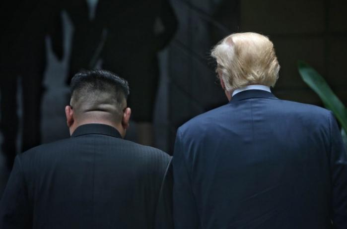 састанци трампа и кима