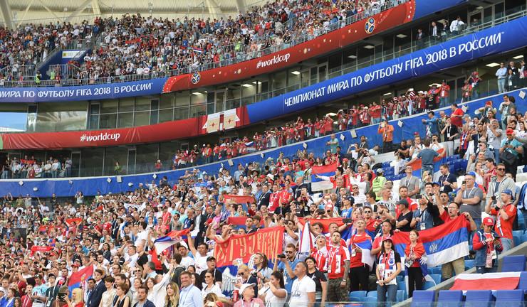 фифа казнила фудбалски савез србије