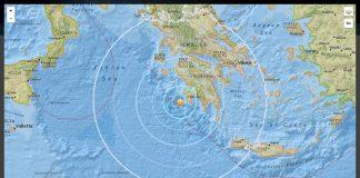 земљотрес у грчкој