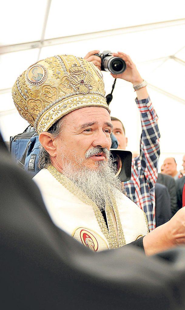 туча епископа