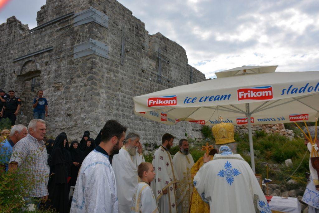 литургија на свачу