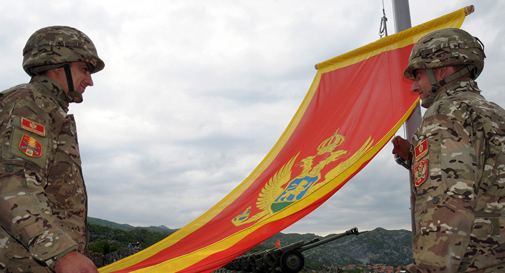 црногорски официр