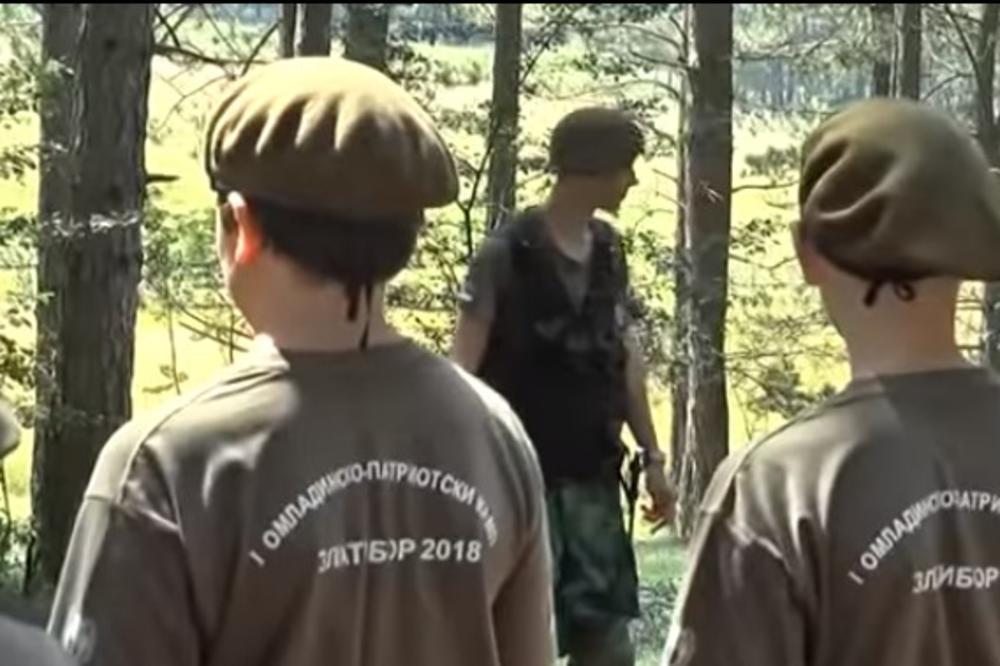 омладински камп на златибору