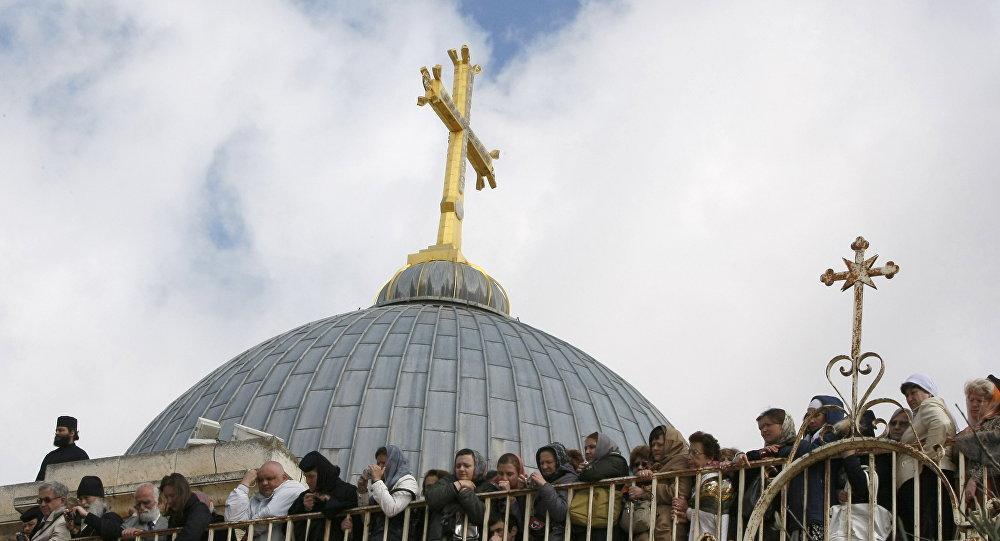 јерусалимска патријаршија