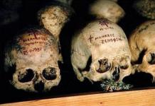 хиландарска костурница