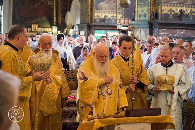 на рубу међуправославне схизме