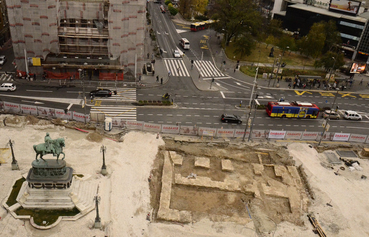 археолошки остаци виртембершке капије