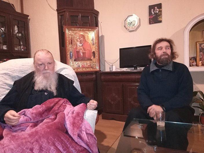 схимонах варсануфије