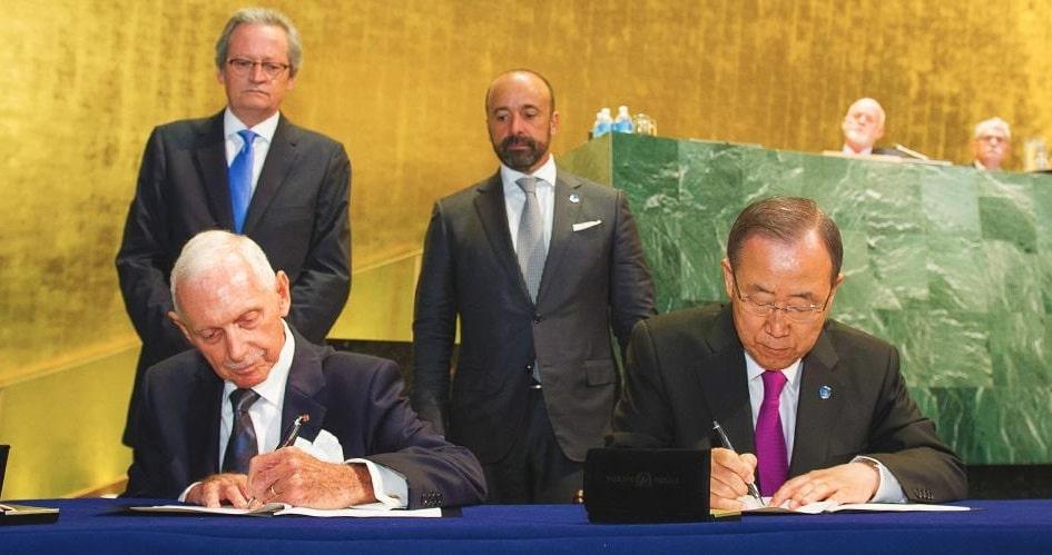уговор уједињених нација