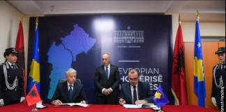 министар унутрашњих послова албаније
