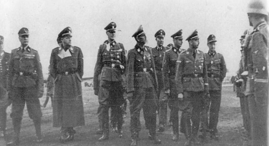 200-300 припадника СС дивизије Принц Еуген
