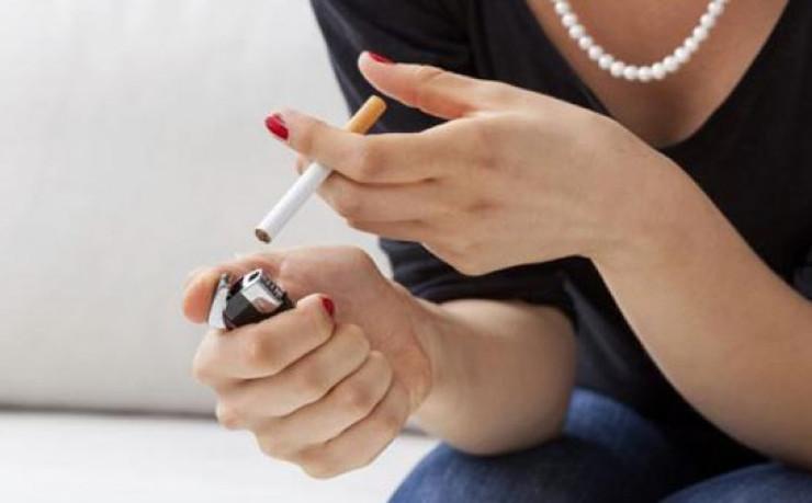 повремено пушење
