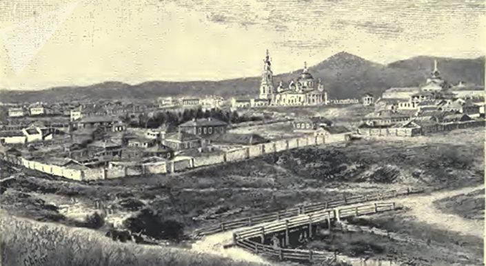 кјахта