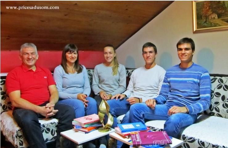 породица шушњар