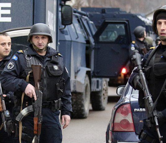 косовска полиција