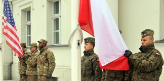 географски положај пољске