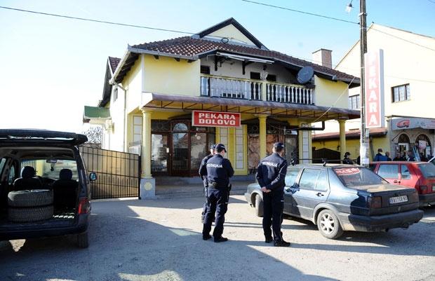 албански пекари